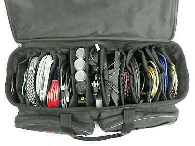 Cablephyle -Cable File Bag - CFB-02 - Cable & Accessories Organizer Gig Bag