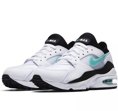 "low cost fde16 724bf Nike Air Max 93 OG Mens Trainers ""Dusty Cactus"" 306551-107 Size 7"