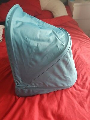 Bugaboo Donkey Extendable Hood In Petrol Blue