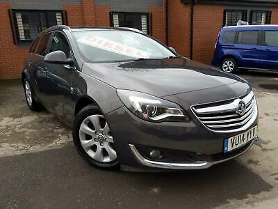 14 Reg Vauxhall Insignia Sports Tourer 2.0 CDTi ecoFLEX SRi Nav Estate [163]