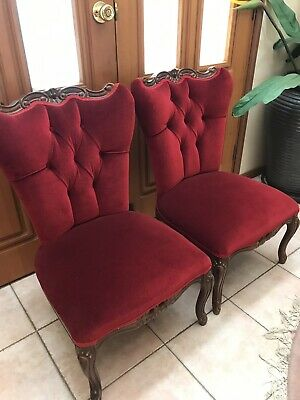French louis chairs (2)