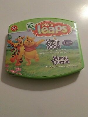 Lernspielzeug Leap Frog baby pooh mag dich