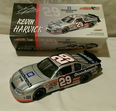 Kevin Harvick #29 GM Goodwrench Service 2002 NASCAR Action 1:24 Diecast