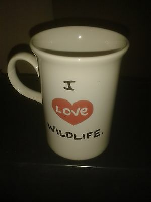 Whitfield Valley Wildlife and Conservation Group Mug.