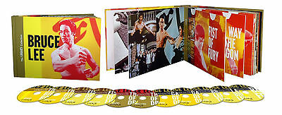 Bruce Lee: The Legacy Collection (Dvd + Blu-Ray) (Blu-Ray) (Boxset) (Blu-Ray)