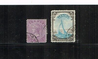 Bermuda 1882-Modern Quality collection, many complete sets, #8VF hand picked