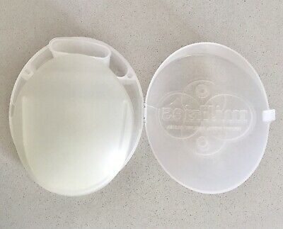 Milkies milk saver breastmilk collector with case