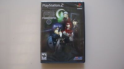 SHRINK WRAP SEALED Persona 4 Golden (SOLID GOLD PREMIUM