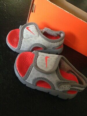 newest 08a6f a541a Nike Sunray Adjust 4 (TD) 3C Infant Baby 6-12 Months