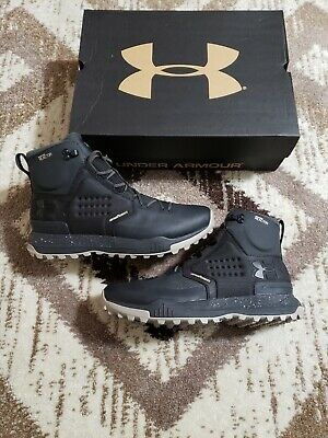 online store 0d496 fefc8 UNDER ARMOUR MENS UA Newell Ridge Mid Reactor Hiking Boots 1299188 size  12.5 US