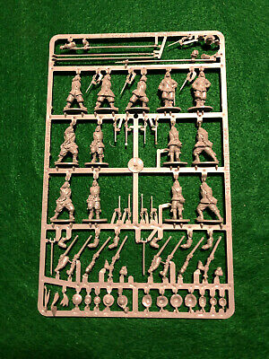 1 Sprue Warlord Games Pike & Shotte Infantry 28Mm No Reserve