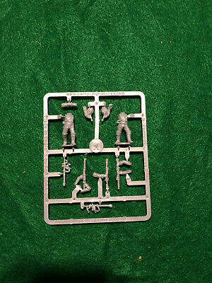1 Sprue Perry Miniatures 2010 Dismounted Dragoons 1812-15  28Mm No Reserve