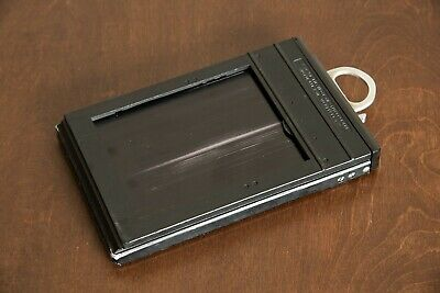 Graflex Grafmatic Film Holder 4x5 with six septums