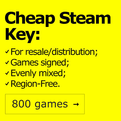 Random Steam Key Games Wholesale Sd Pc Global Fast Delivery Mix Region-Free