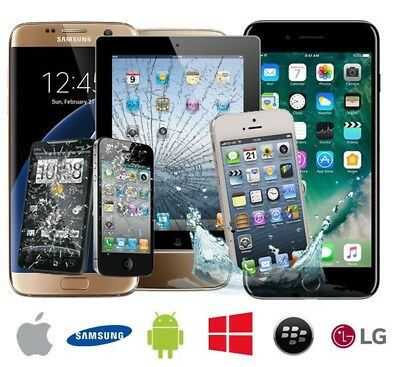 Samsung Apple Alcatel LG BlackBerry Cell Phone Tablet Android PC Repair Service