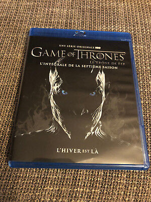Game of Thrones Staffel / Season 7 deutsch Blu Ray NEU  nicht verschweisst