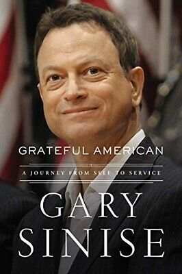 Grateful American: A Journey from Self to Service Hardcover by Marcus Brothert