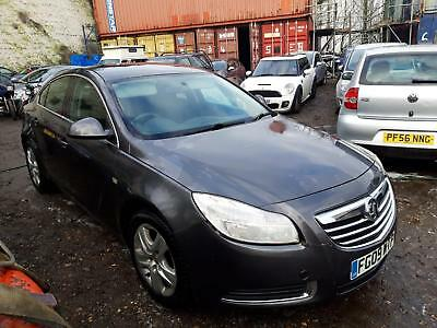 2009 Vauxhall Insignia 2.0 CDTi ecoFlex Exclusiv STARTS+DRIVES SPARES OR REPAIRS