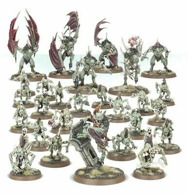 Warhammer Age Of Sigmar Flesh Eater Courts Army & Warscrolls From Carrion Empire