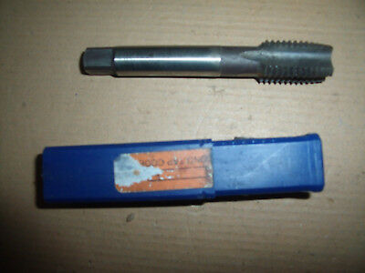 Threading tap M20 ISO2 HSS by Dormer E500..made in Sweden..new in case