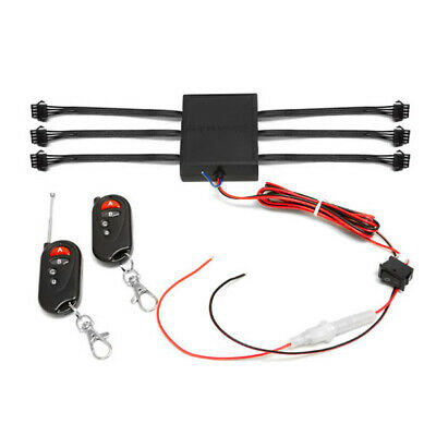 Main Control Box + 2x Wireless Remotes for Spider-Pod / Flex-Line Light Kit