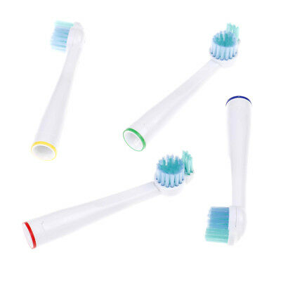 4x electric toothbrush heads for philips sonicare sensiflex HX-2012SF XM