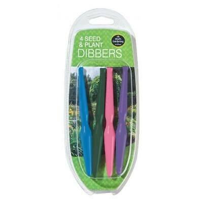 Seed and Plant Dibber (4 pack)