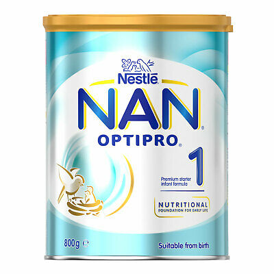 NAN Pro Gold 1 Suitable From Birth 800g