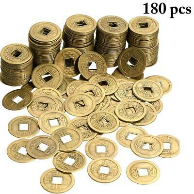 100/60X Feng Shui Feng Shui Lucky Coins Chinese Dynasty Ching Fortune Coin Money