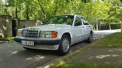 Immaculate Mercedes-Benz 190e - garaged since day 1