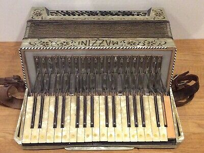Mazzini Made In Germany Accordion Sold As Seen Parts Or Fixing