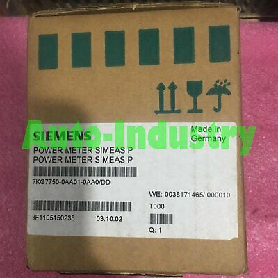 New 1PC Siemens 7KG7 750-0AA01-0AA0 7KG77500AA010AA0 One year warranty