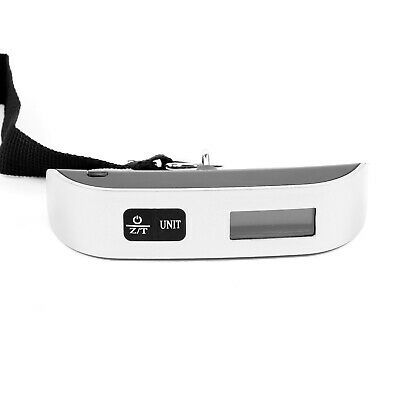 50kg/10g Portable LCD Digital Hanging Luggage Scale Electronic Weigh Gadget Sale