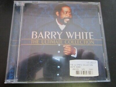 Barry White - The Ultimate Collection - Cd
