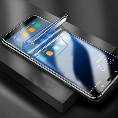 Hidrogel Soft Film Screen Protector For Samsung Galaxy Note8 S7 Edge S8 S9 Plus