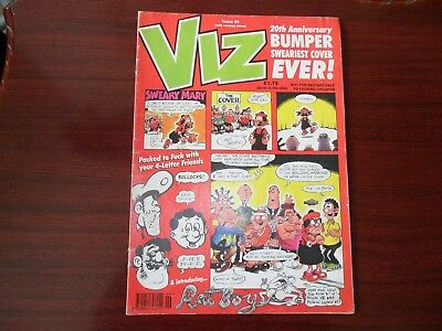 Viz comic 99  Dec. 1999 / Jan. 2000 Adults only.