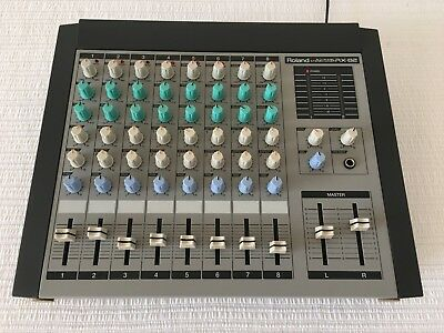 Roland RX-82 8 Channel Stereo Mixer