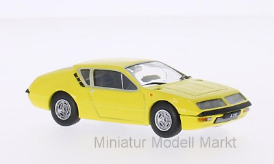 #160 - Whitebox Alpine Renault A310 1600 - gelb - 1972 - 1:43