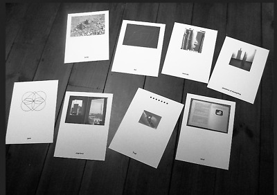 Jiří Kovanda, Pictures and Abbreviations, limited edition  signed