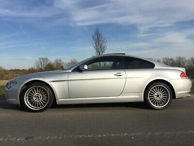 Bmw 645 MSport Auto V8 Re Mapped•Pan Roof•M6Rep•Alpina •Sat-Nav•Leather•Low 113k