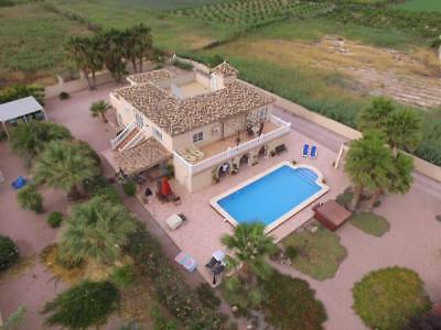beautiful 7 bedroom 6 bathroom luxary villa in the costa blanca spain (callosa)