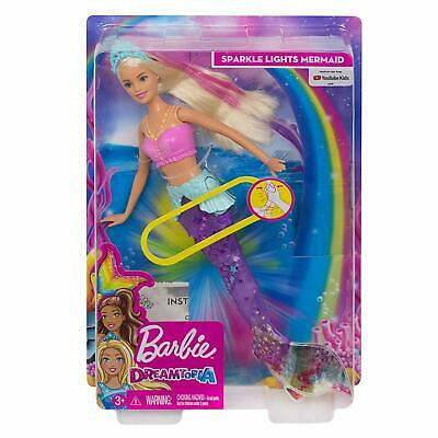 Barbie GFL82 Dreamtopia Sparkle Mermaid Doll