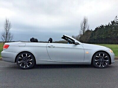 BMW E93 320d Convertible • Low74k Real Miles•Hard Top•Drives Excellent•1year MOT