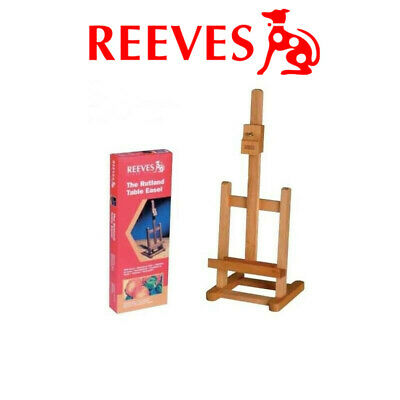 Reeves The Rutland Table Easel - Artists Studio High Quality - Up to 30cm NEW