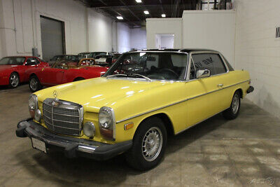 1975 Mercedes-Benz 200-Series Coupe 1975 Mercedes Benz 280C  Sunroof Coupe NO RESERVE!