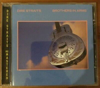 Dire Straits - Brothers In Arms, 1 CD