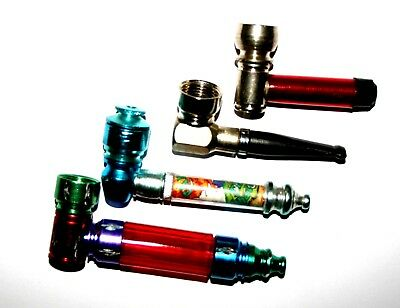 Smoking Hookah Pipes Weed Tobacco Bong Bud Rasta Herb Pocket Devices Collection