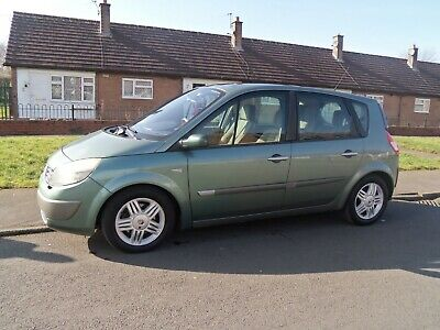 2004 Renault Scenic AUTOMATIC 12 Months MOT Panaramic Roof
