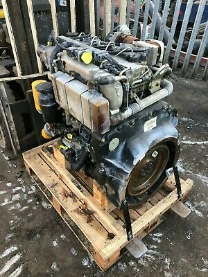 JCB 444 Engine P/N 320/40372 Price Inc Vat