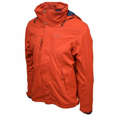 Your Mountain By Quechua Lightweight Red Shell Jacket